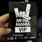 Blackberry Music Mania 2012