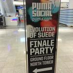 Puma Suede Finale Party