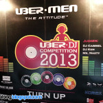 Uber DJ Competition 2013 Final