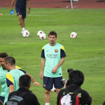 Barcelona vs Malaysia (Training Day)
