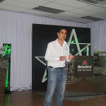 Heineken Star Serve Workshop