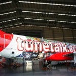 Tune Talk – AirAsia Livery Launch