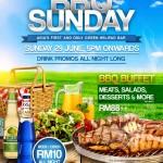 BBQ Sunday at Stratosphere