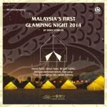 Malaysia's First Glamping Night 2014 by Kirin Ichiban