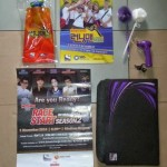 GIVEAWAY – Running Man Race Start 2 Merchandise