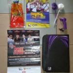 GIVEAWAY – Running Man Race Start 2 Merchandise