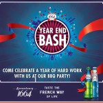 Wrap-up 2014 with Kronenbourg 1664's Year-end Bash !!!!!