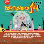 TUNE TALK MOBILE PREPAID PRESENTS ROCK THE WORLD 14 & SET TIMES