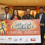 Saturday Night Fever – The Musical Press Launch