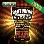 Centurion Challenge 2.0 by Score at The Roof