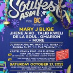 Soulfest Asia 2015 Launch Party & Lineup
