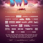 Djakarta Warehouse Project 2015 Full Lineup