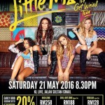Little Mix – The Get Weird Tour Live In Malaysia