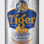 Limited Edition Tiger Radler Mandarin Orange