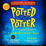 Potted Potter – The Unauthorized Harry Experience Live in KL