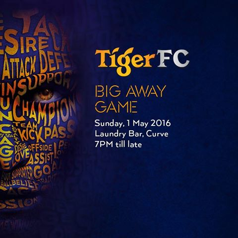 Tiger FC Big Away Game