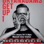 Bryan Adams – The Get Up Tour (Live in Kuala Lumpur)