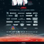 Djakarta Warehouse Project 2016 Final Lineup