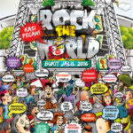 Rock The World 16 is Back