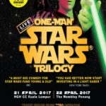One Man Star Wars Trilogy feat Charles Ross