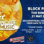 Tiger #UncageMusic Block Party feat Crystal Castles & Hyukoh