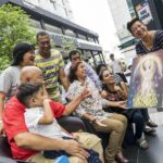 "Publika x Warner Music Malaysia ""Sun Comes Up"" Charity Art Jam"