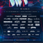 Djakarta Warehouse Project 2017 Phase 3 Lineup