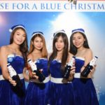 "Kronenbourg 1664 Blanc ""Pause for a Blue Christmas"" Launch Party"