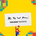 Zouk Club KL December Calendar