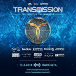 Transmission Festival Asia 2018 Final Lineup