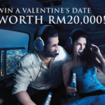 Win A FREE Unforgettable Valentine's Date Worth RM20,000 !