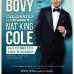 Yannick Bovy Celebrates 100 Years Of Nat King Cole