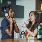 WIN cool music gadgets with Carlsberg Smooth Draught 'POP & WIN'