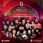 BAR-UNITED OFFICIALLY KICKS OFF BAR-LIVE SERIES WITH 'BAR-UNITED NYE BLEND'