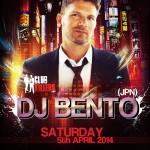 DJ Bento at PLAY !!