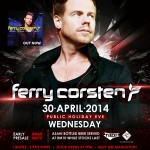 Ferry Corsten Live at PLAY