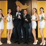 Carlsberg brings in 5th Gold Putra Brand. Cheers!