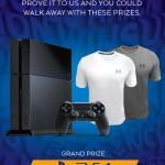 Win a Playstation 4 and Trip to Europe [GIVEAWAY]