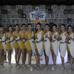 Tiger White 'Coaster' Movie Premiere