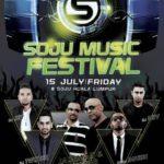 Soju Music Festival @ Soju Kuala Lumpur
