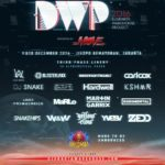 Djakarta Warehouse Project 2016 Phase 3 Lineup