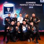Guinness Perfect Pour Finale 2018