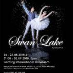 Swan Lake by Ballet West UK @ Resorts World Genting
