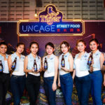 Uncage Street Food with Tiger Beer