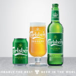 Carlsberg Introduces New Look for the Same Great Brew