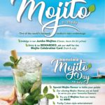 WIP International Mojito Day 2019
